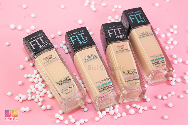 Kem Nền Maybelline Fit Me Foundation 1