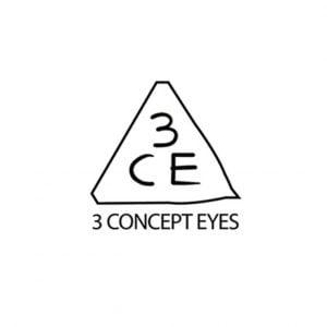 Logo chính thức của 3CE 3CE Matte Lip Color 2018 bicicosmetics.vn
