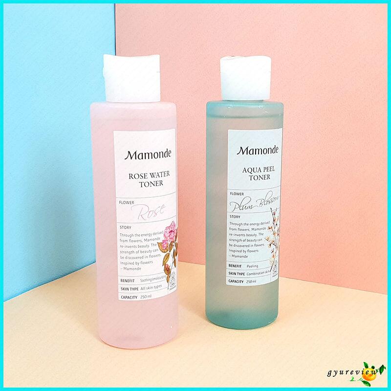 Mamonde Aqua Peel Toner Plum Blossom - Bici cosmetic