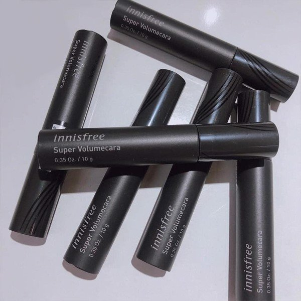 Mascara Siêu Dày Mi Innisfree Super Volumecara