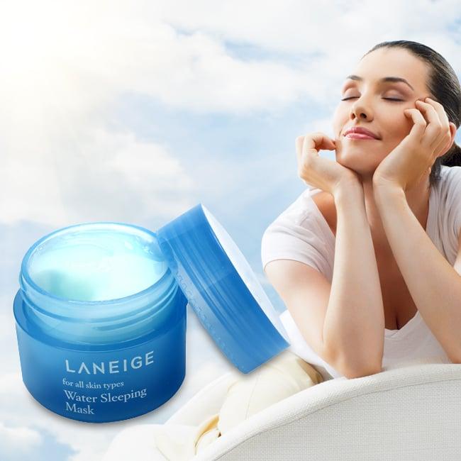 Laneige Water Sleeping Mask phù hợp với mọi loại da 1