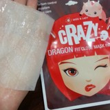 Mặt nạ Crazy starfish bouncy mask pack