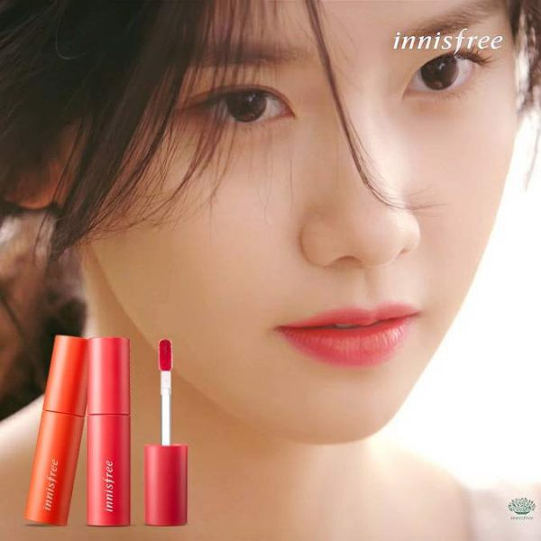 Son lì Innisfree Vivid Cotton Ink Hàn Quốc
