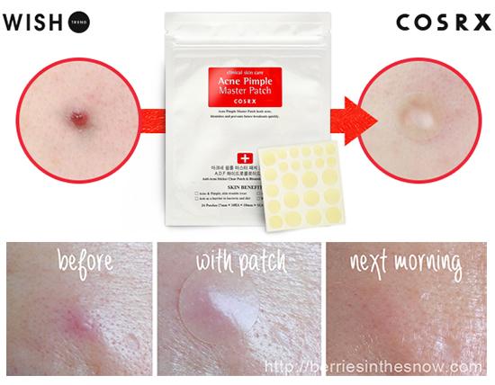 Miếng Dán Mụn Cosrx Acne Pimple Master Patch mỏng, nhẹ- Bici Cosmetics