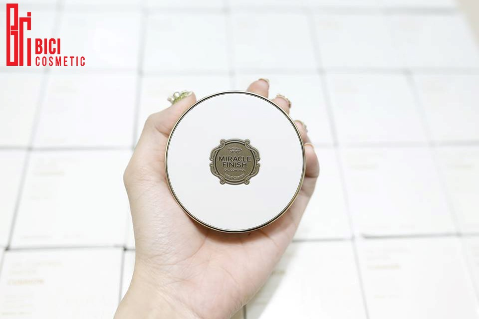 Miracle Finish Oil Control Water Cushion