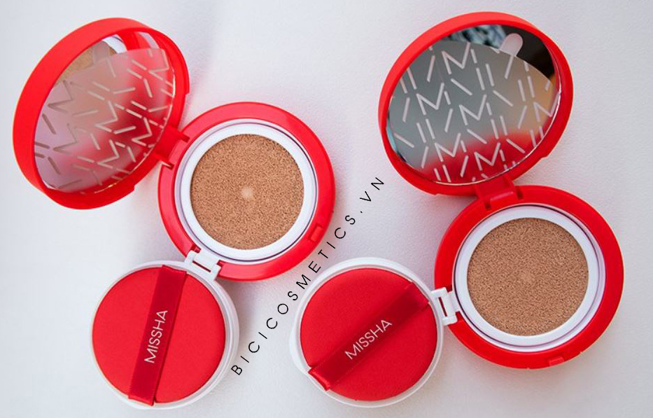 Missha Velvet Finish Cushion10 - Bici Cosmetics