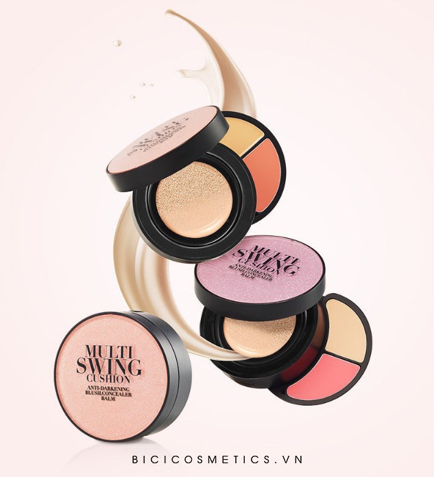 Multi Swing Cushion - Bici Cosmetics6