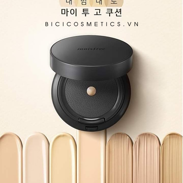 My Go To Cushion 1.3 Innisfree- Bici Cosmetics