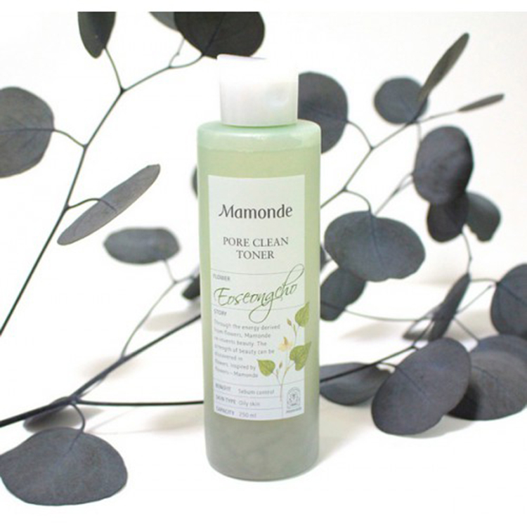 Nước hoa hồng Mamonde Pore Clean Toner-Bici Cosmetics