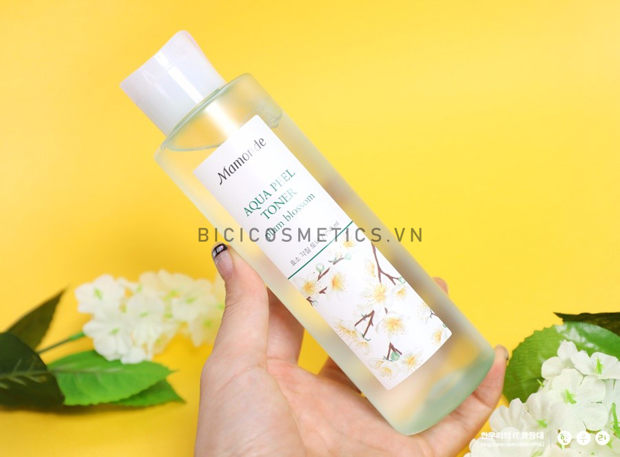 nuoc hoa hong Mamonde review