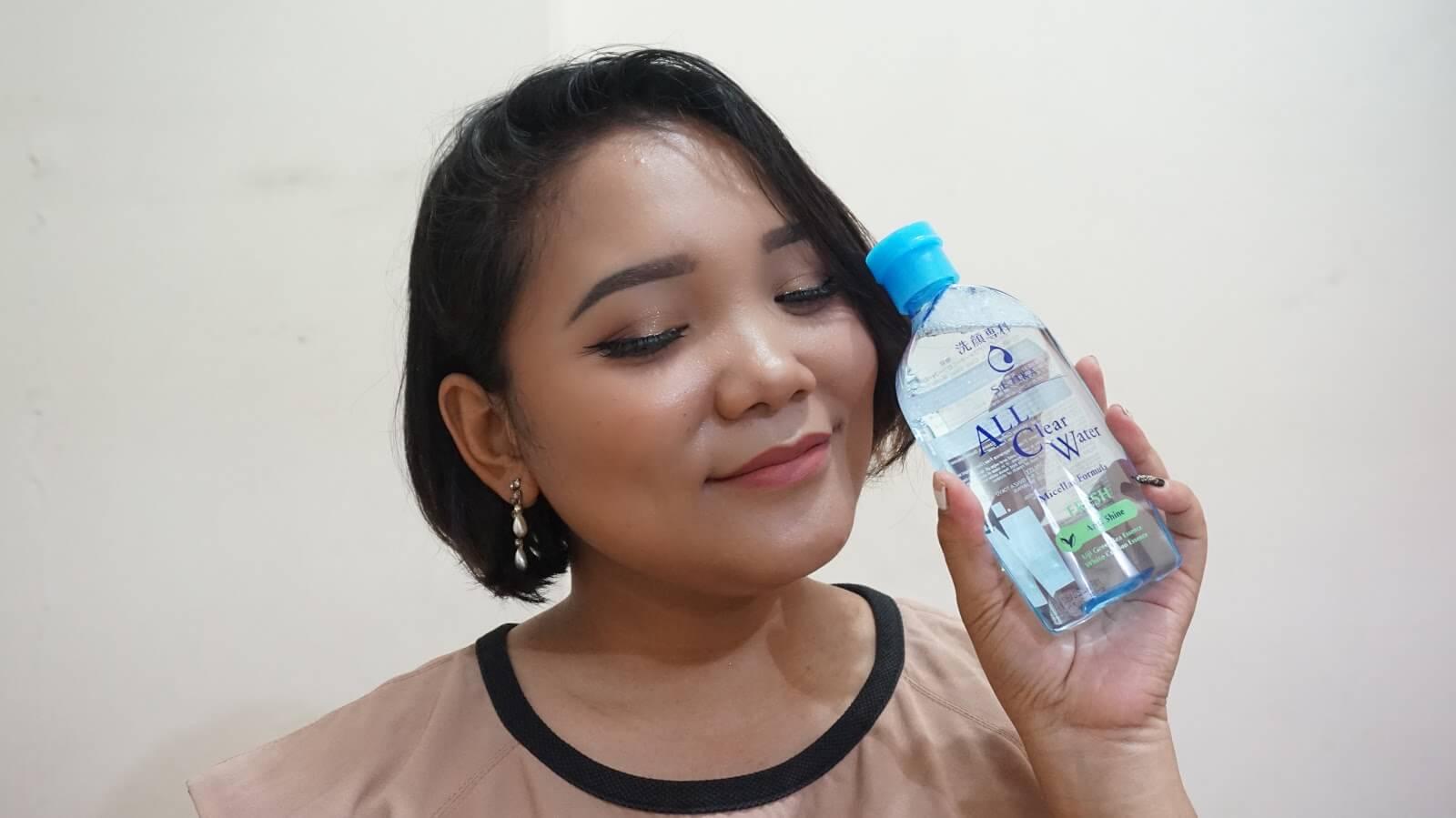 nước tẩy trang Senka All Clear Water- nước tẩy trang senka-bicicosmetics.vn