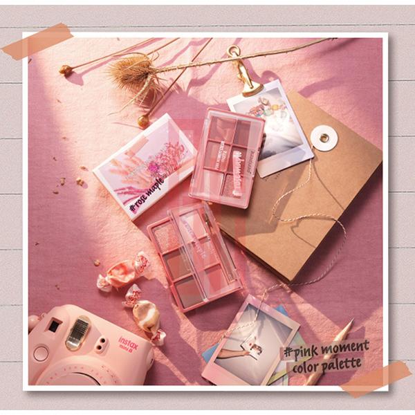 Peripera Pink Moment5 Bici Cosmetics