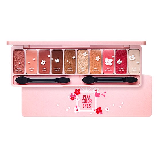 Phấn Mắt 10 Màu Play Color Eyes Etude House