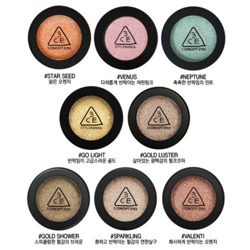 Phấn Mắt 3CE - Bici Cosmetics