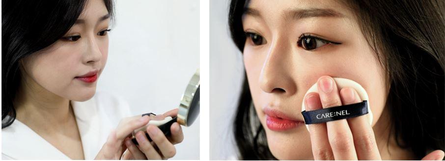 Phấn Nén Carenel 8- Bici Cosmetics