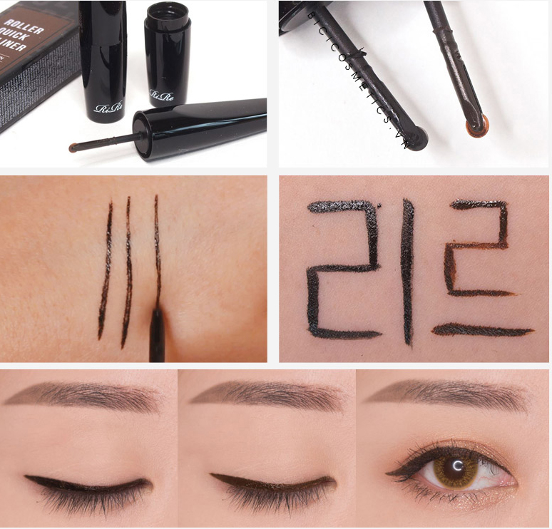 RiRe Roller Quick Eyeliner2 - Bici cosmetics