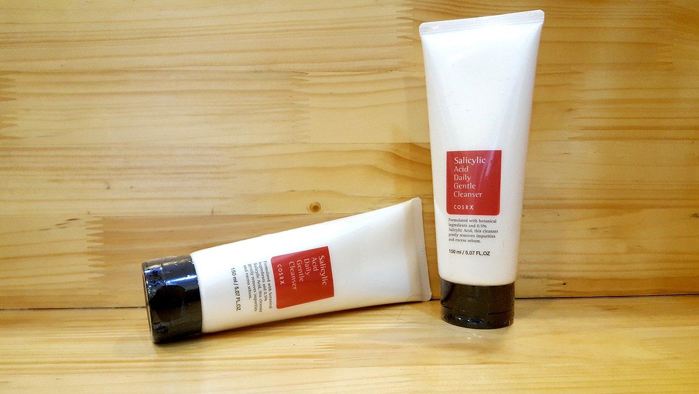 Sữa rửa mặt Salicylic Acid Daily Gentle Cleanser dành cho da mụn