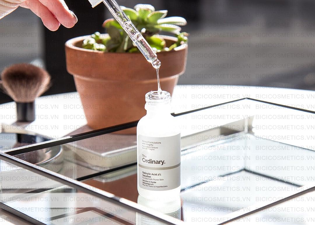 Serum dưỡng trắng, trị mụn The Ordinary Niaciamede 10% + Zinc 1% bán tại Bici Cosmetics