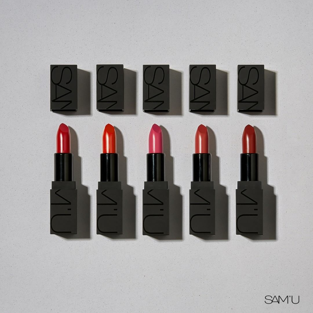 SAM'U Friday Matt Lipstick - Bici Cosmetics6