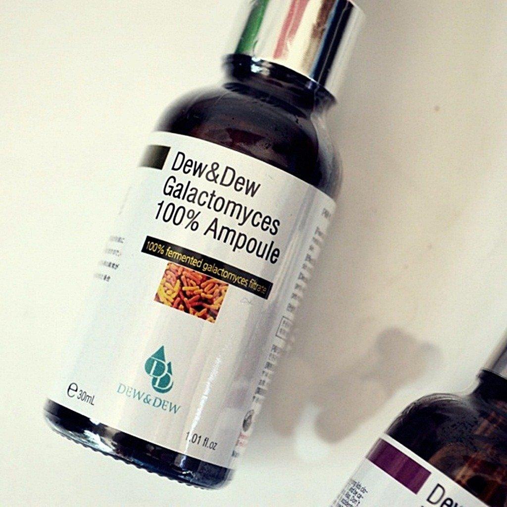 Serum dưỡng trắng Dew & Dew Galactomyces 100% Ampoule-bicicosmetics.vn