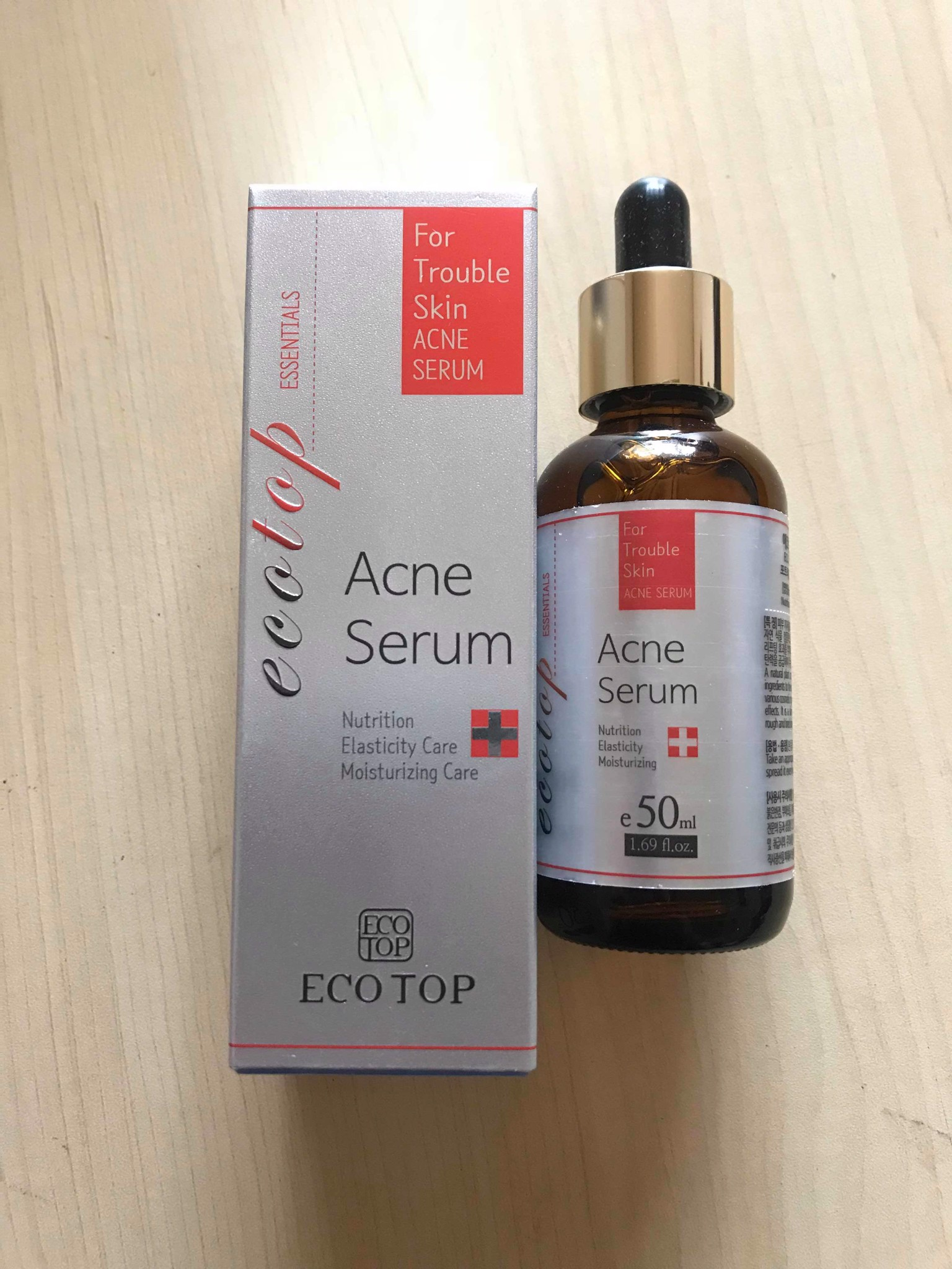 Serum Ecotop 8- Bici Cosmetics