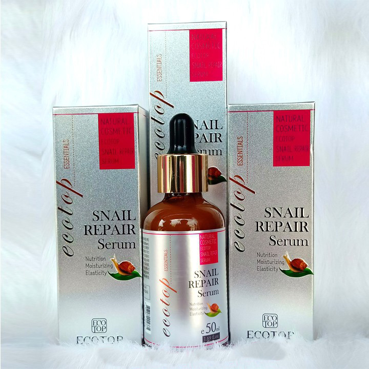Serum Ecotop Snail Repair Serum 3- Bici Cosmetics