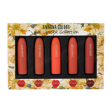 Set Son Sivanna Colors 5X Lipstick Collection HF398