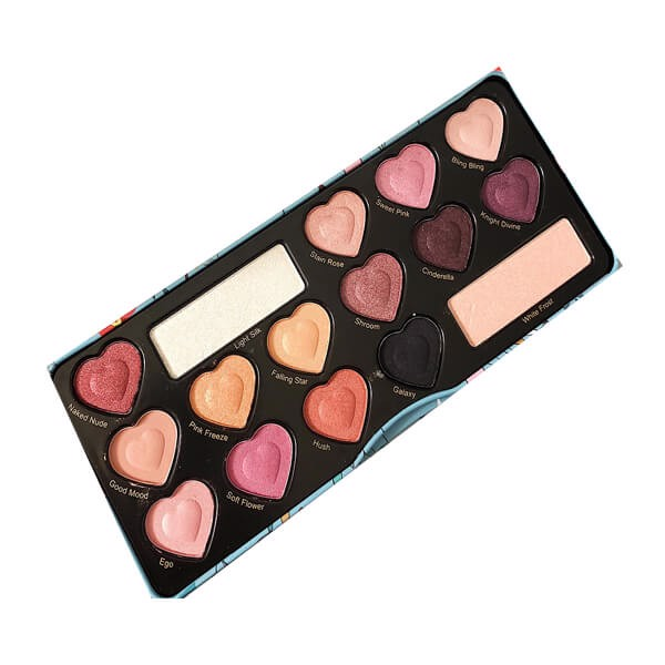 Bảng Phấn Mắt Sivanna Colors Soft & Sexy Eyeshadow Collection Precious Kit HF993
