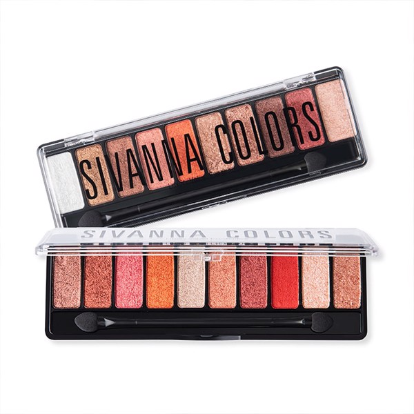 Phấn Mắt Sivanna Colors Luxury Velvet Eyeshadow HF697