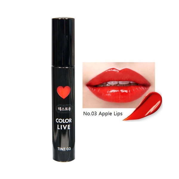 03 - Apple Lip 1