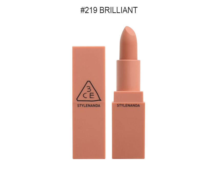 Màu #219 Brilliant ( Cam Nude ) 1