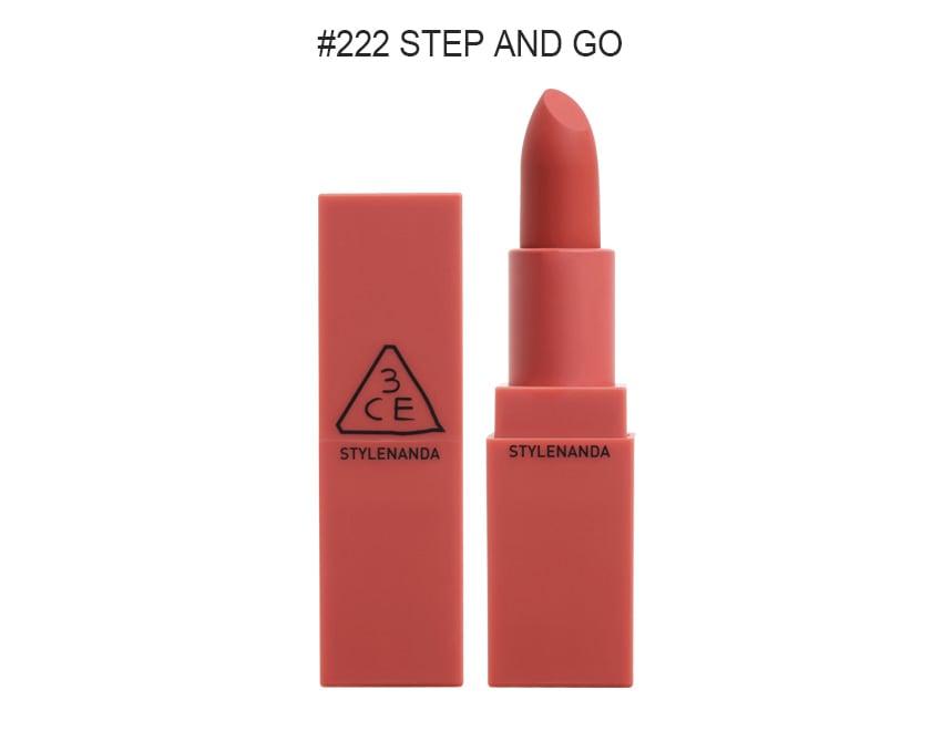 Màu #222 Step And Go ( Đỏ Đất ) 1