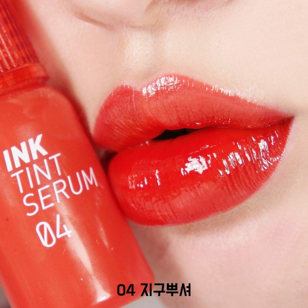 HOT NEW] Son Bóng Peripera Ink Tint Serum Siêu Hot 2020 – Bicicosmetics