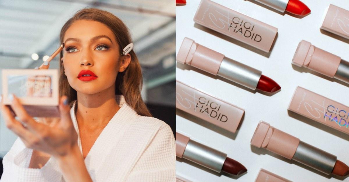 Son MAYBELLINE Gigi Hadid Matte Lipstick 5- Bici Cosmetics