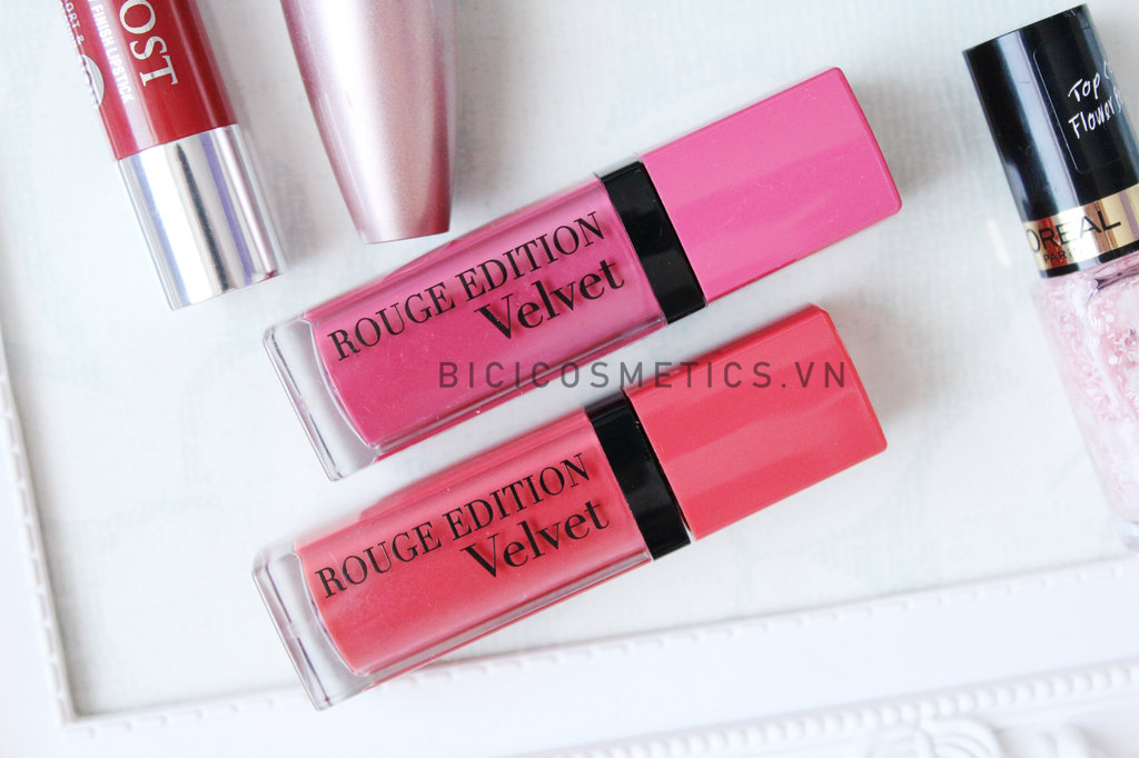 son moi Bourjois Rouge Edition Velvet
