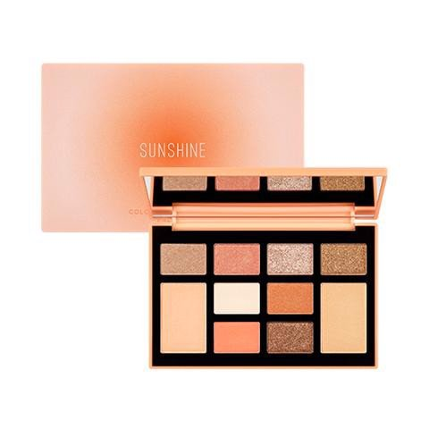 Bảng Phấn Mắt Missha Color Filter Shadow Palette 03 & 04