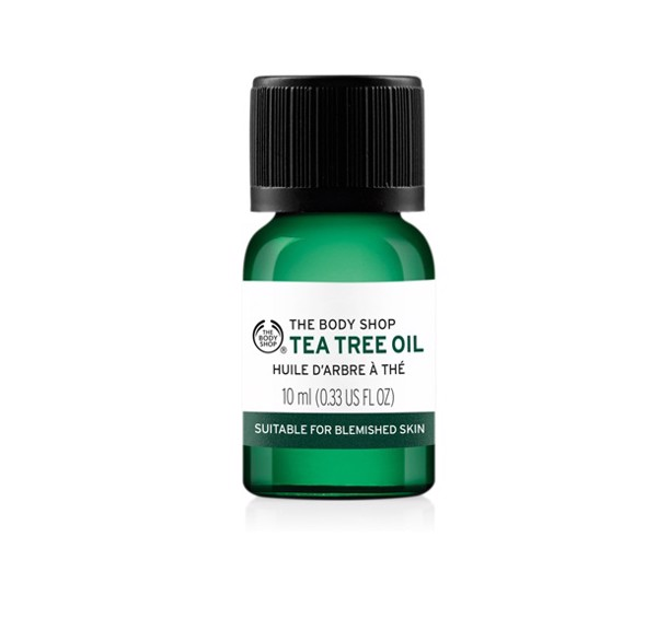 Tinh dầu tràm đặc trị mụn Tea Tree Oil The Body Shop 10ml