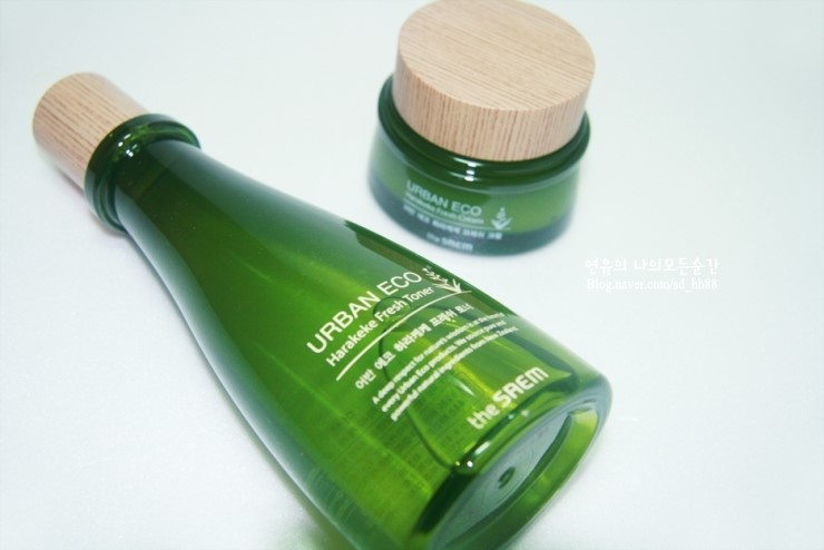 The Saem Urban Eco Harakeke Fresh Toner 14- Bici Cosmetics
