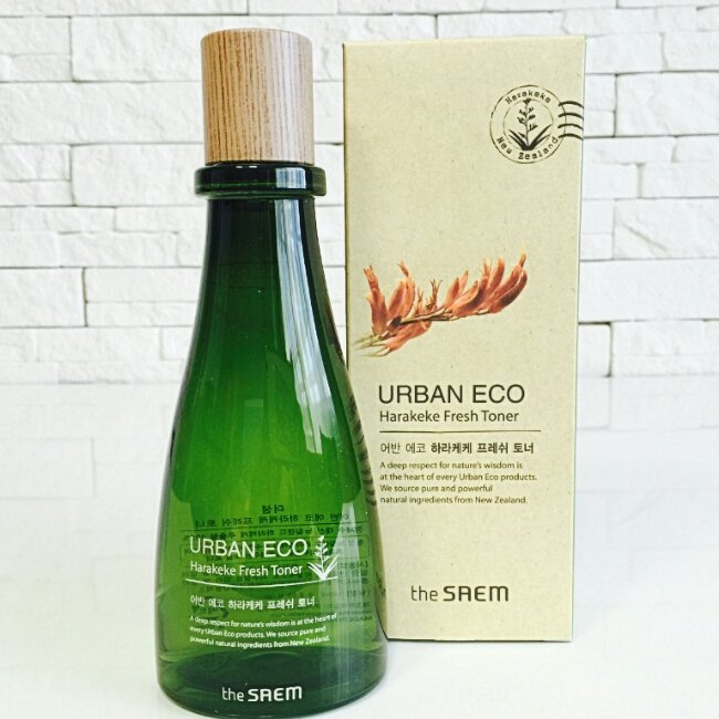 The Saem Urban Eco Harakeke Fresh Toner - Bici Cosmetics