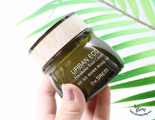 The Saem Urban Eco Harakeke Root Cream - Bici Cosmetics