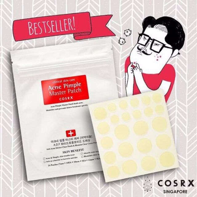 Cosrx Acne Pimple Master Patch - Bici