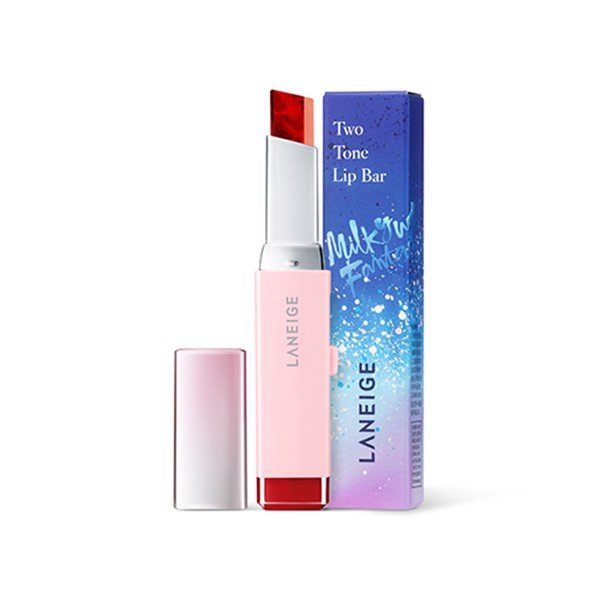 Son 2 màu Laneige Two Tone Lip Bar Milky Way