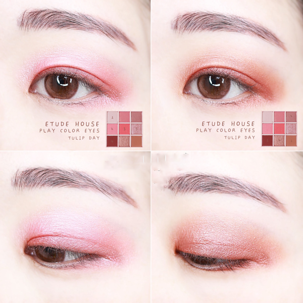 Phấn Mắt 9 Ô Etude House Play Color Eyes Tulip Day