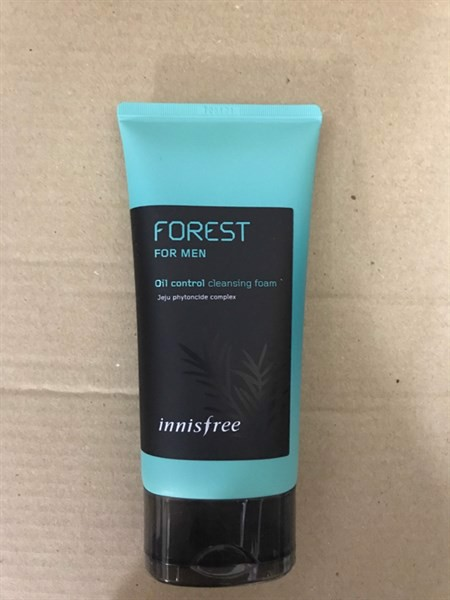 Sữa Rửa Mặt Cho Nam Innisfree Forest For Men