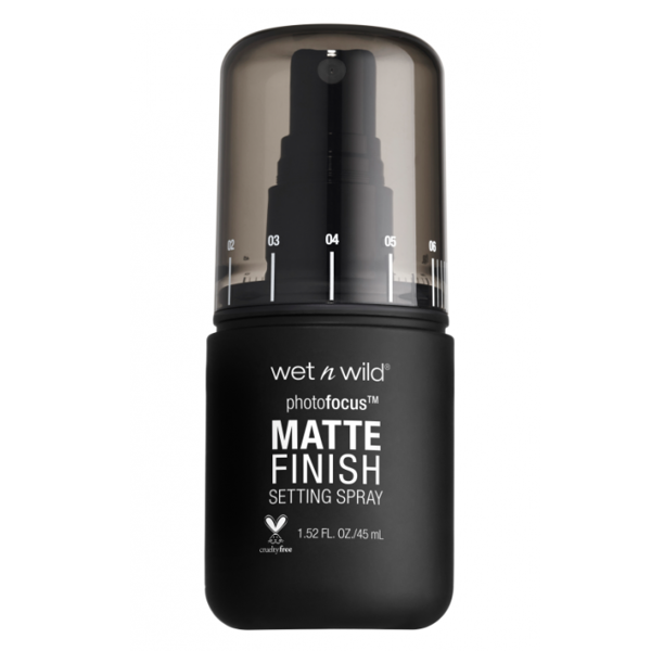 Xịt Giữ Make Up Wet n Wild Photocus Matte Finish Setting Spray
