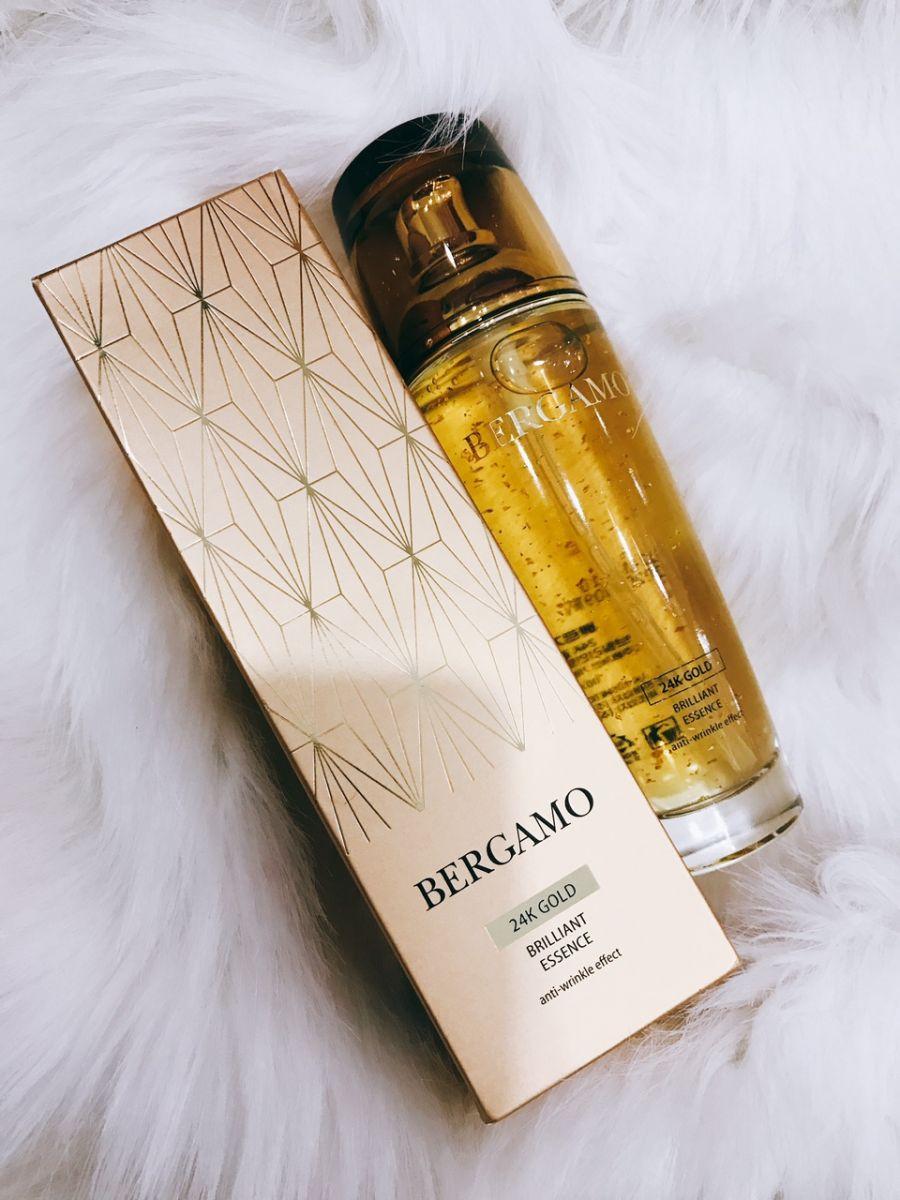 Tinh Chất Vàng Bergamo 24K Gold Brilliant Essence 1