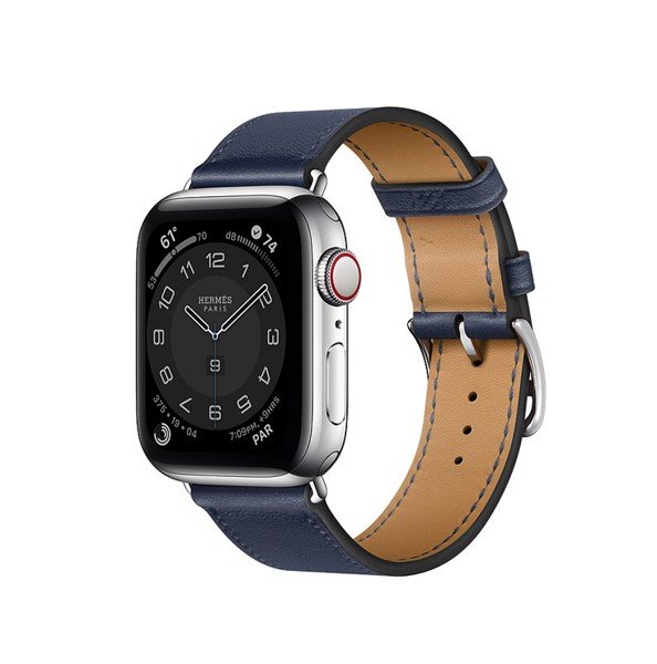 Apple Watch Series 6 LTE - HERMES 40 BlUE