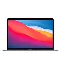 Macbook Air 2020 M1 New Silver 256GB|16GB Ram  - Chính Hãng
