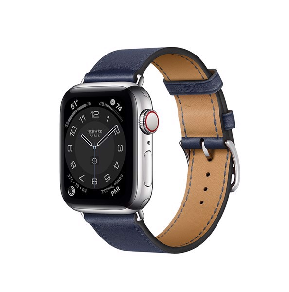 Apple Watch Series 6 LTE - HERMES 44 BlUE