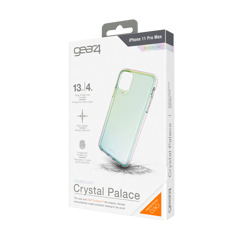 Ốp lưng chống sốc Gear4 D3O Crystal Palace 4m cho iPhone 11 Pro Max